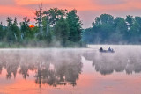 Sunrise Fishing 20140719