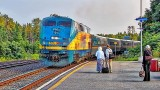The Morning Train Arriving 20140808