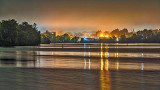 Smiths Falls At Night 20140821
