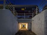 Rail Yard Pedestrian Underpass P1090632-4