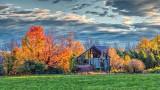 Autumn Decaying Barn 20141009