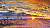 Sunrise Sunflare 20141108