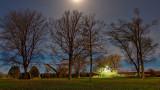 Victoria Park At First Light 20141109