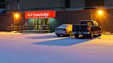 Snowy Parking Lot P1020781-3