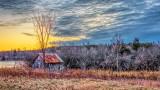 Clouded Sunrise 20141204