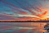 Irish Creek At Sunrise P1030801-3