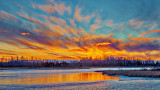 Rideau Canal Sunset 20141229