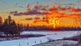 Rideau Canal Sunrise 20141231