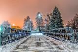 Confederation Drive Bridge At Night DSCF0384