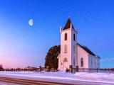 Wolford Chapel At Dawn P1050628-30