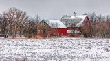 Winter Farmscape 20150116