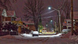 Snowy Night On Ogden Avenue 45236-7