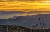 Big Bend At Sunset 6563