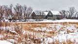 Winter Farmscape 20150207