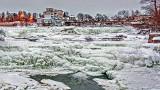 Frozen Almonte Falls 20150210