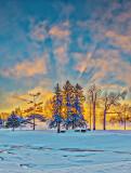 Turtle Island Sunrise Sunrays P1070812-4