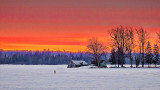 Gemmels Point At Sunrise 20150313