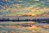 Rideau Canal Sunrise 20150417
