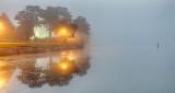 Foggy Rideau Canal P1180795-7