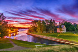Rideau Canal Sunrise P1190643-5