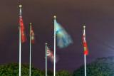 Flags At Night P1190850-1