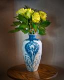 Yellow Roses Still Life P1200090-2