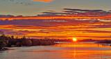 Rideau Canal Sunrise P1200737-9