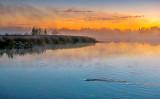 Otter Creek At Dawn P1210101