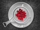 Red Red Raspberries P1210325