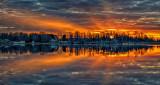 Rideau Canal Clouded Sunrise P1210805-7