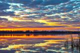 Rideau Canal Clouded Sunrise P1210790-2