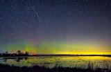 Aurora & Taurid Meteor 20151109 (46366)