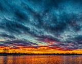 Rideau Canal Sunset P1220155-7