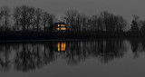 Canalside House At First Light P1220896-901