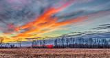 Late Autumn Sunset 47824-32