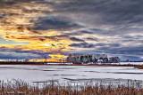 Kilmarnock Island Near Sunset 48046-8