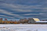 Winter Barns 48043-5