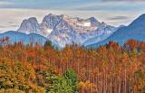 Autumn Mountainscape 19656