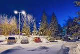 Snowy Parking Lot P1010655-7