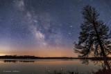 Milky Way Over Irish Creek P1050282