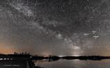 Milky Way Over Irish Creek 29110-1