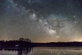 Milky Way Over McGowan Lake P1050323