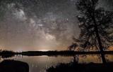 Milky Way Over Irish Creek P1050311