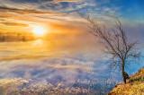 Misty Foggy Otter Creek Sunrise P1050542-4