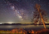 Milky Way Over Irish Creek 48324-6