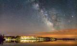 Milky Way Over Bellamys Lake P1060238.41