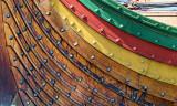 Viking Ship Stern Detail P1080287