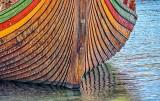 Viking Ship Bow Detail P1080268-70