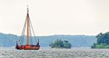Viking Ship On The St Lawrence DSCF12713