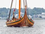 Viking Ship Under Way DSCF12690